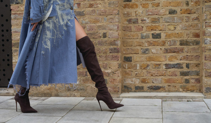 EVA Stretch Boots