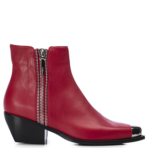 CHRISTINE ANKLE BOOT 65 MM