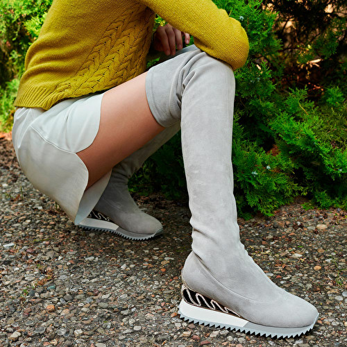 REIKO WAVE STRETCH BOOT