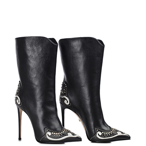 HILARY ANKLE BOOT 120 mm