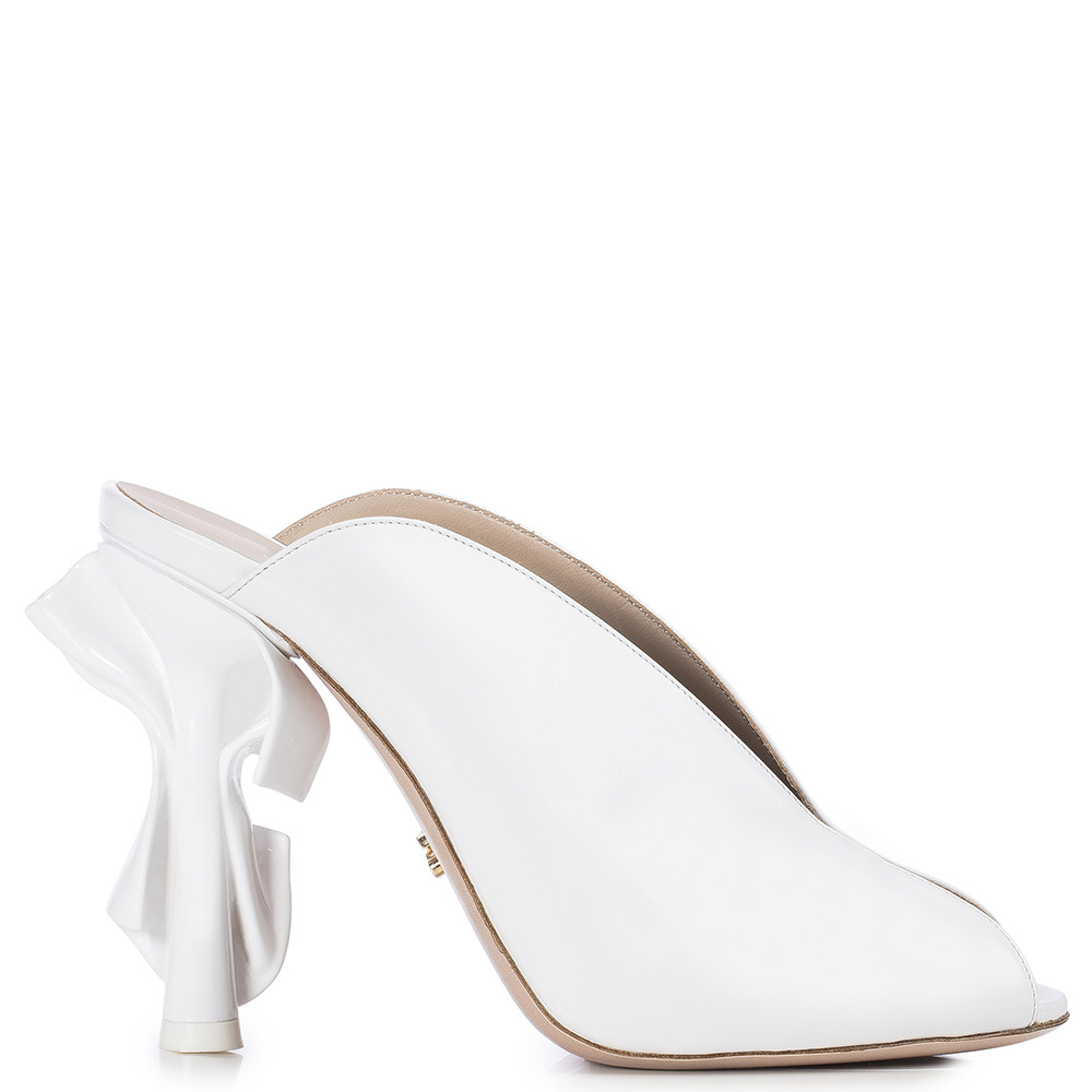 Le Silla Candy Sandal 120 Mm In Paper